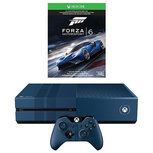 xbox one limited edition 1tb forza motorsport 6 bundle. Black Bedroom Furniture Sets. Home Design Ideas