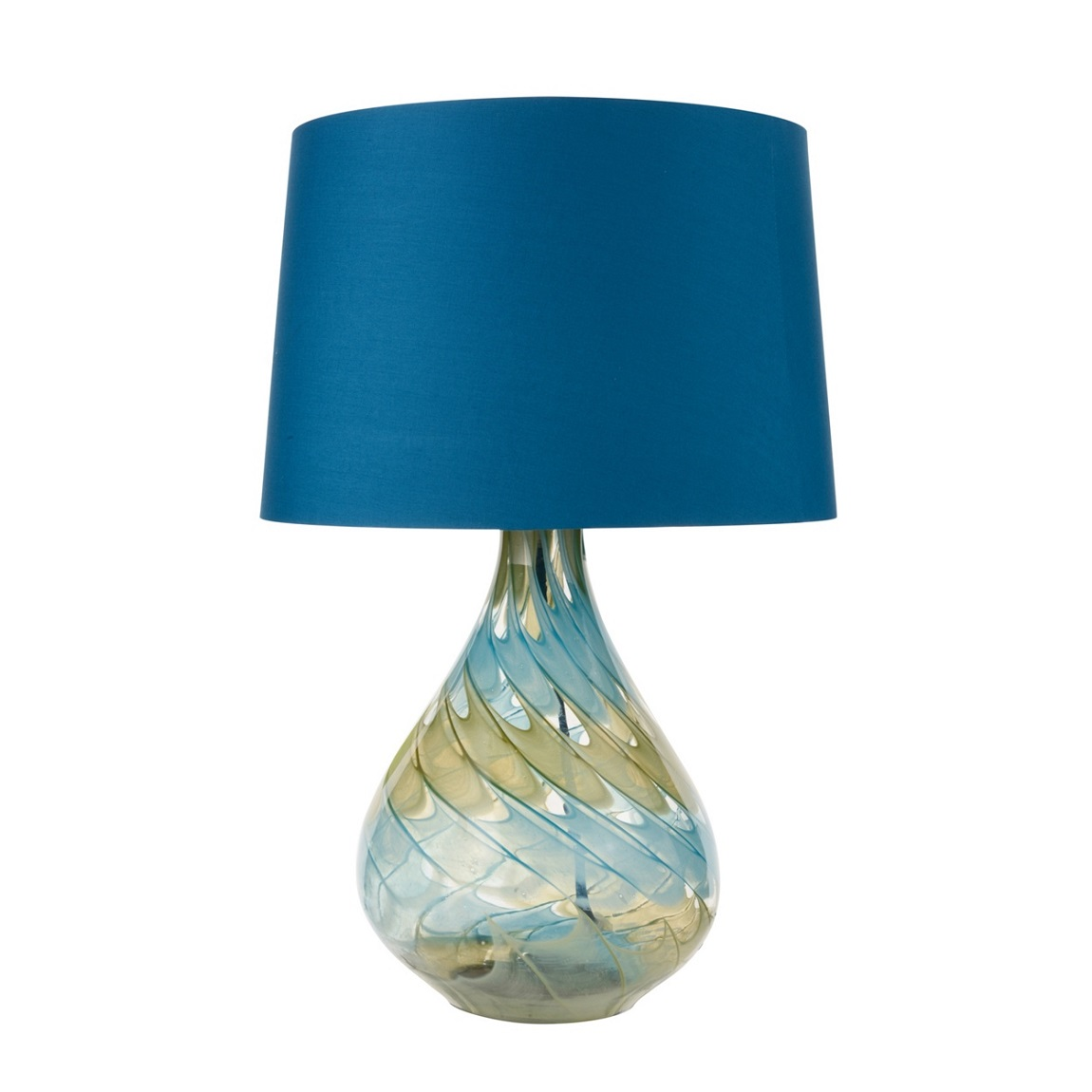 Butterfly Home By Matthew Williamson Glass Table Lamp