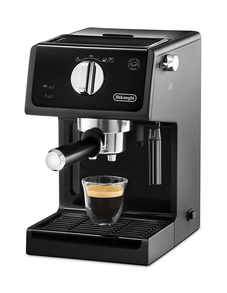 delonghi espresso coffee machine cappuccino. Black Bedroom Furniture Sets. Home Design Ideas