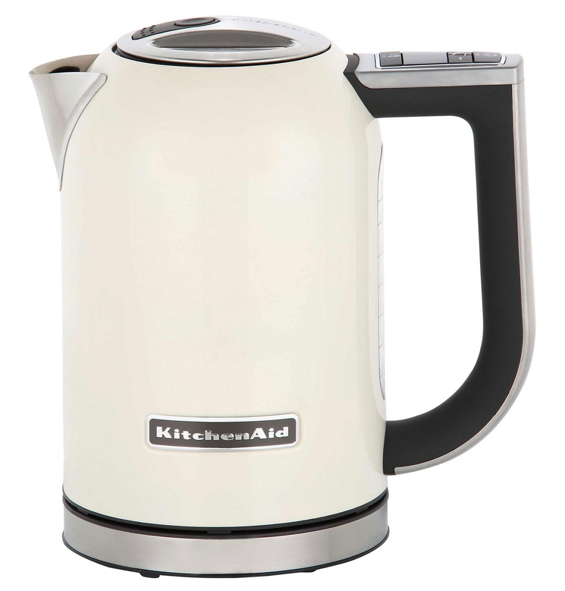 KitchenAid 5KEK1722BAC Jug Kettle Digital Temperature Control Rapid Boil 17L -> Kitchenaid Jug Kettle