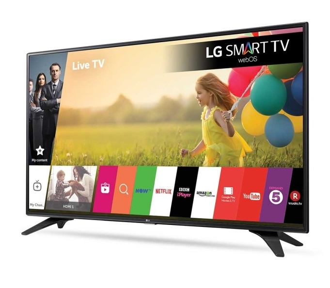 lg 55lh604v 55 inch smart full hd led tv built in freeview hd wifi usb recording ebay. Black Bedroom Furniture Sets. Home Design Ideas