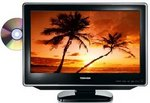 View Item Toshiba 19DV615DB 19 Inch LCD Combi Television Integrated DVD Player