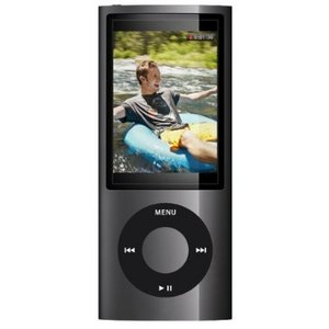 Apple Ipod MC031 5th Gen Nano Black 8Gb with Camera and Radio Preview