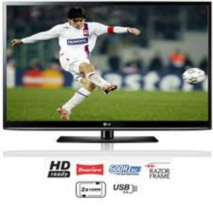 LG 42PJ350 42 Inch Razor Frame HD Ready 600hz Plasma Television Preview