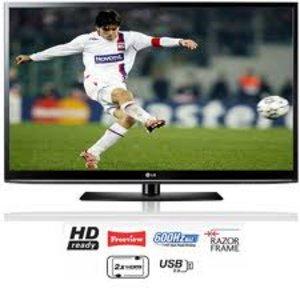 LG 42PJ350 42 Inch Razor Frame HD Ready 600hz Plasma Television Preview
