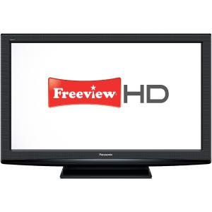 Panasonic TX-P42S21B 42 inch Plasma Full HD TV with Freeview HD Preview