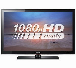 Samsung LE40C530 40 Inch LCD Full HD 1080p Television with Freeview Preview