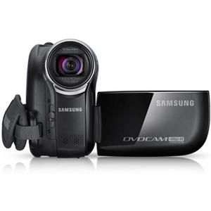 Samsung VP-DX200 DVDCAM 34 x Optical Zoom Preview