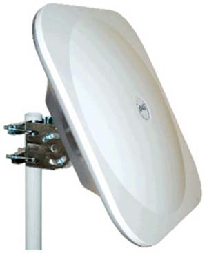 Micro Electronics Flat Satellite HD Dish 440 for Camping Motorhome Caravan Sky Enlarged Preview
