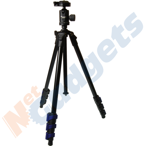 Fancier WF-530 Compact PRO Camera Tripod with Ball Head Enlarged Preview