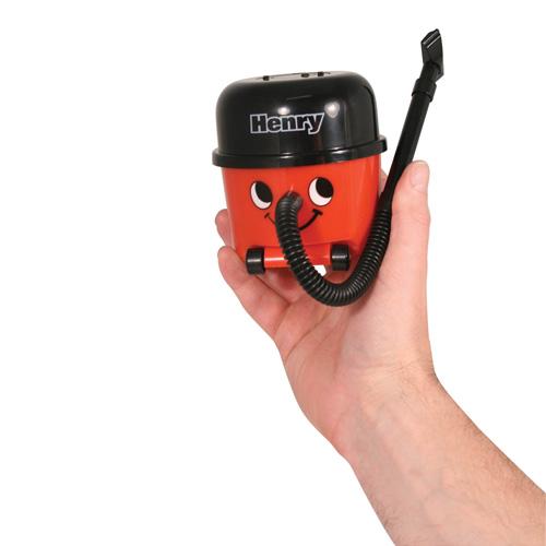 New Desktop Henry Hoover Mini Vacum Cleaner Working Ebay