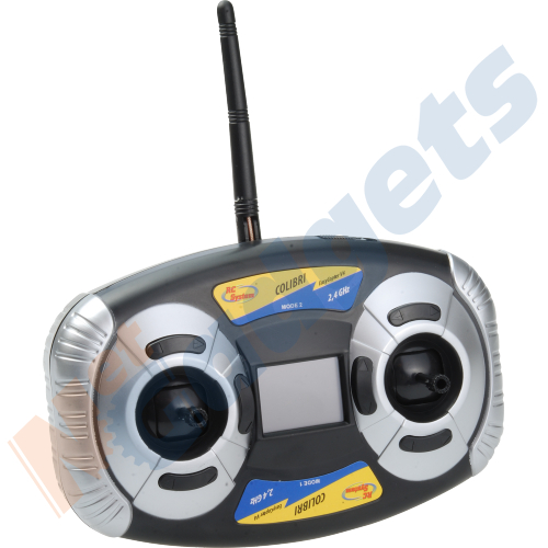EasyCopter Colibri V4+V4.5 2.4GHz Transmitter-also fits Nine Eagles Solo V1+Pro Enlarged Preview
