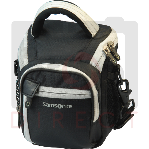 Samsonite Varadero 90 Bag Compact Mini DSLR Camera/Camcorder DV Lumix Panasonic Enlarged Preview