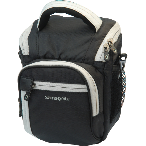 Samsonite Varadero 100 Bag Compact Mini DSLR Camera/Camcorder DV Lumix case etc Enlarged Preview