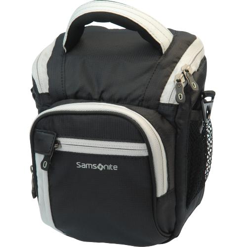 Samsonite Varadero 100 Bag Compact Mini DSLR Camera/Camcorder DV Lumix case etc Enlarged Preview