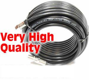 10m 10 m Televes satellite cable lead SKY NTL Best Qual Enlarged Preview