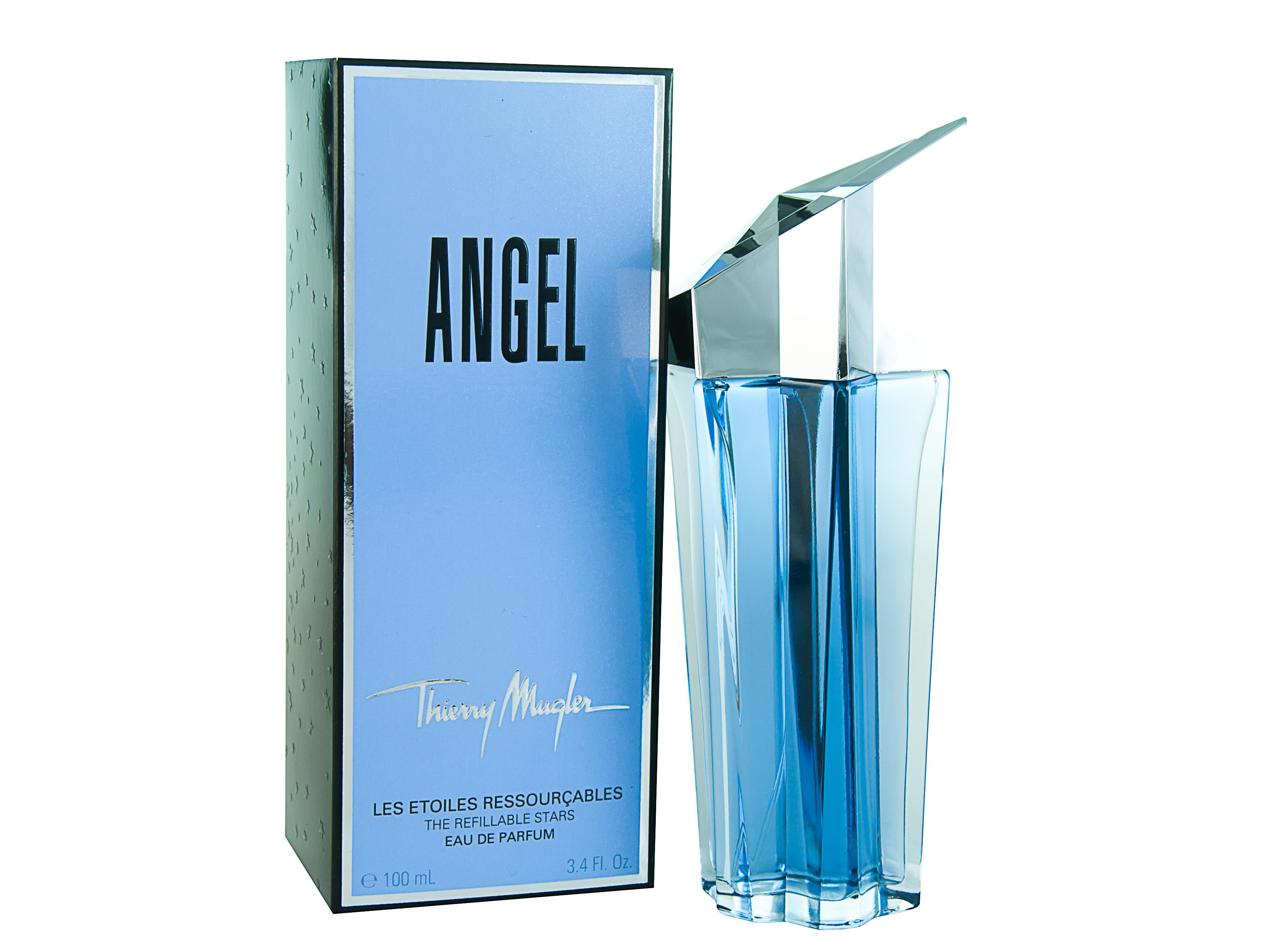 thierry mugler angel eau de parfum 100ml refill ebay. Black Bedroom Furniture Sets. Home Design Ideas