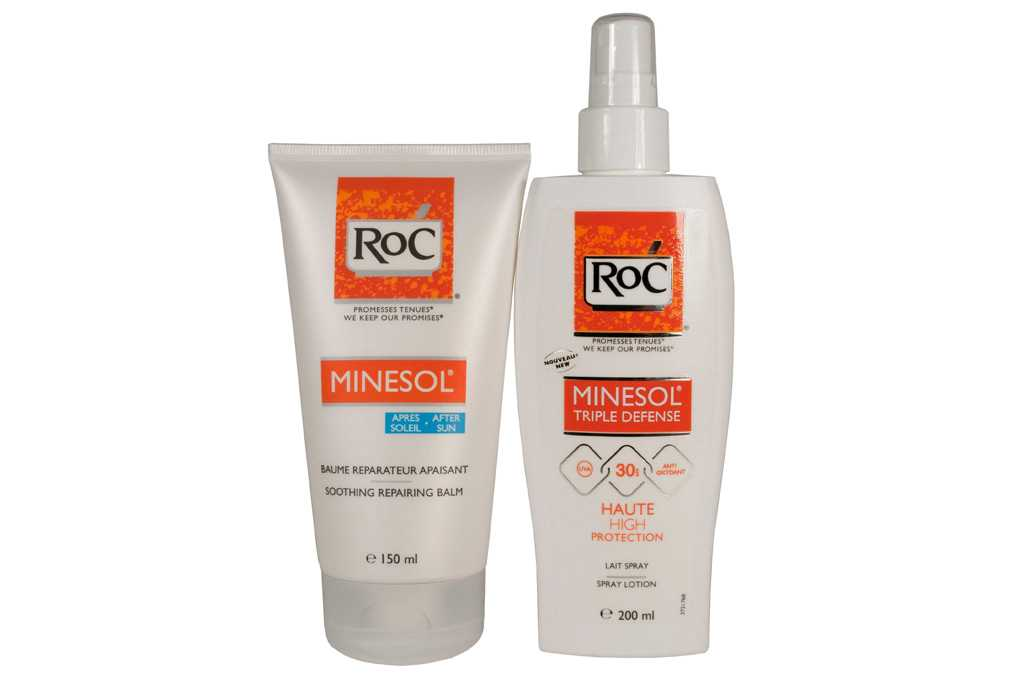 ROC Minesol Sun Cream Gift Set #5 Enlarged Preview