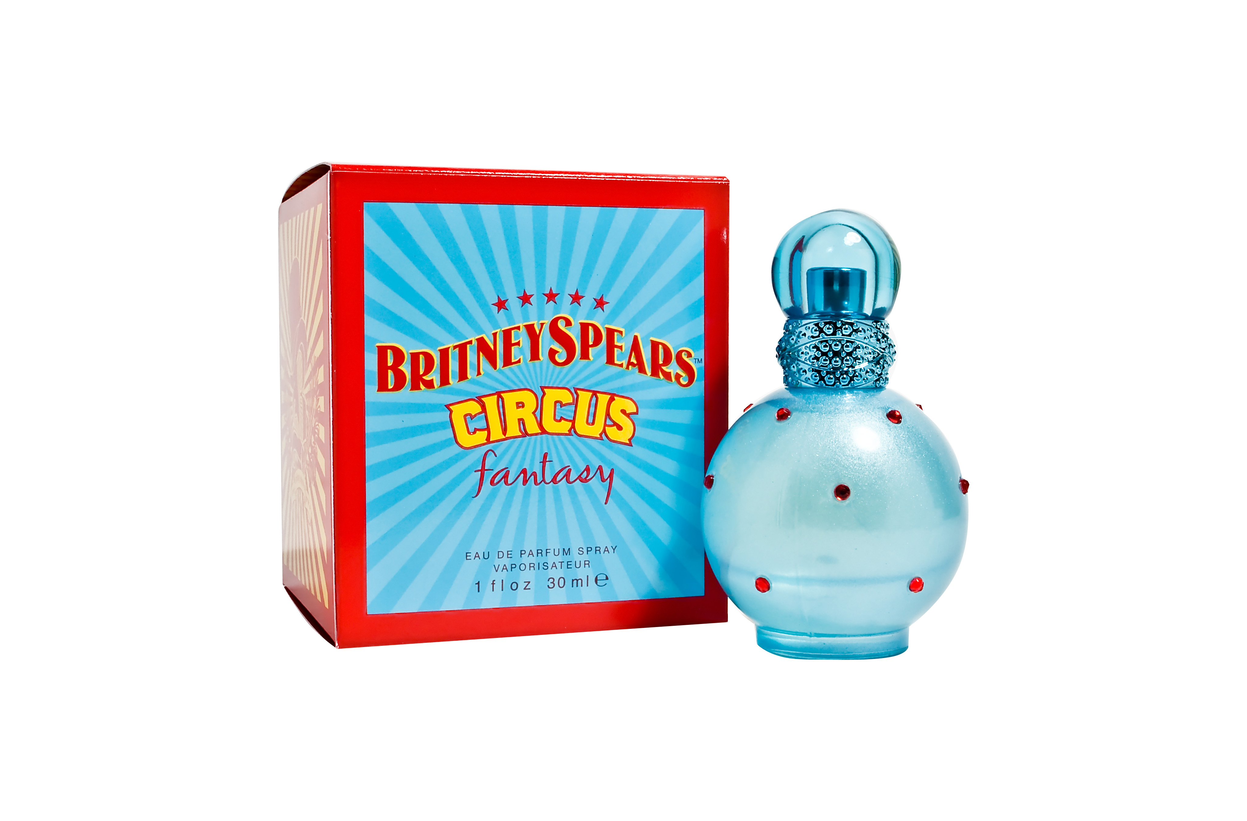Britney Spears Circus Fantasy Eau De Parfum 30ml for Her Enlarged Preview