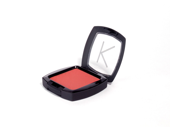K by Beverley Knight Contouring Blusher No3 - Flame Enlarged Preview