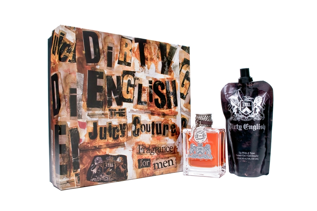 Juicy Dirty English Eau De Toilette 100ml Gift Set for Him #241 Enlarged Preview