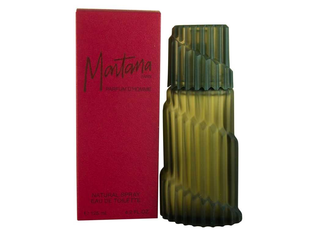 Montana Eau De Toilette 125ml for Him Enlarged Preview