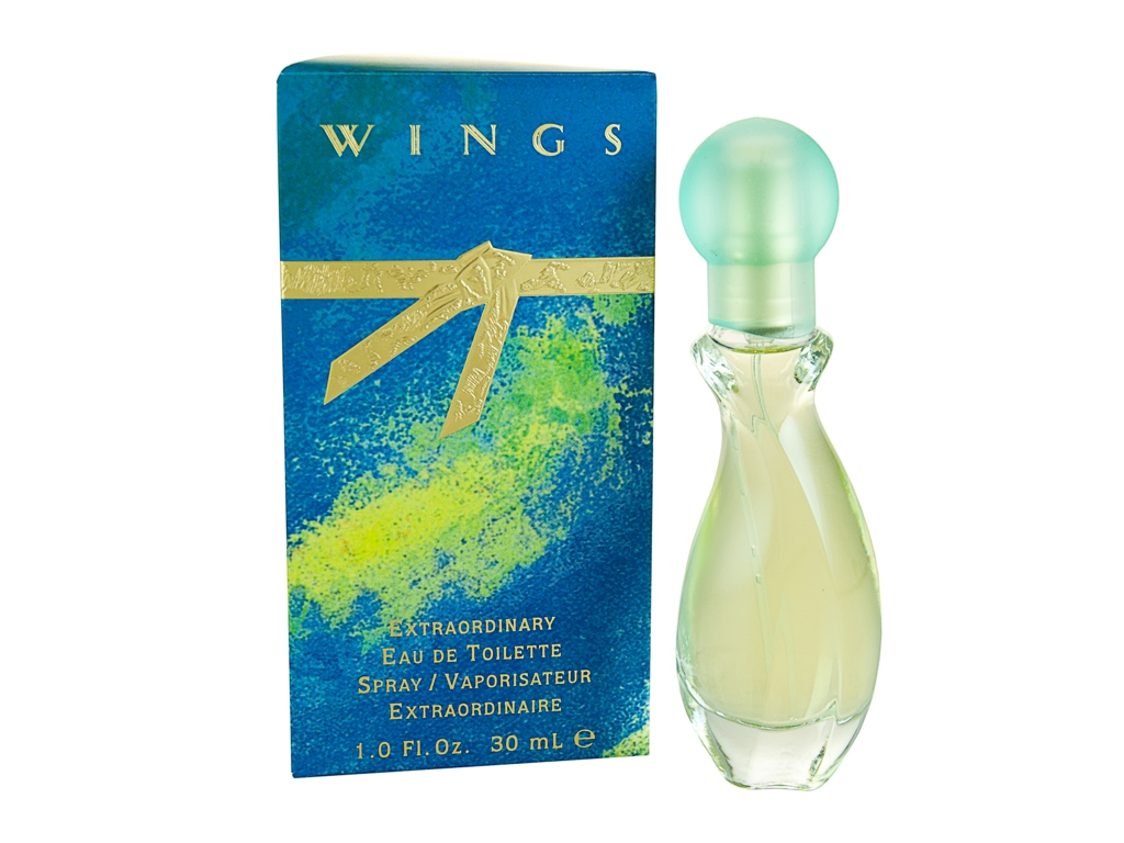 Giorgio Beverly Hills Wings Eau De Toilette 30ml for Her Enlarged Preview