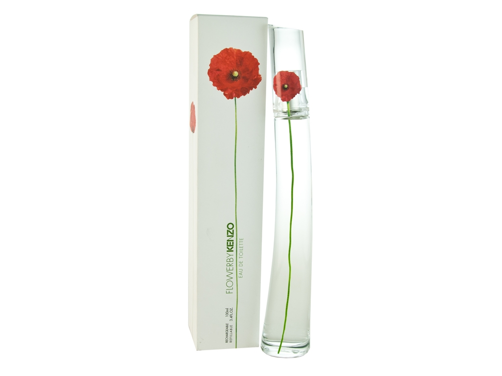 kenzo flower eau de toilette 100ml refillable for ebay
