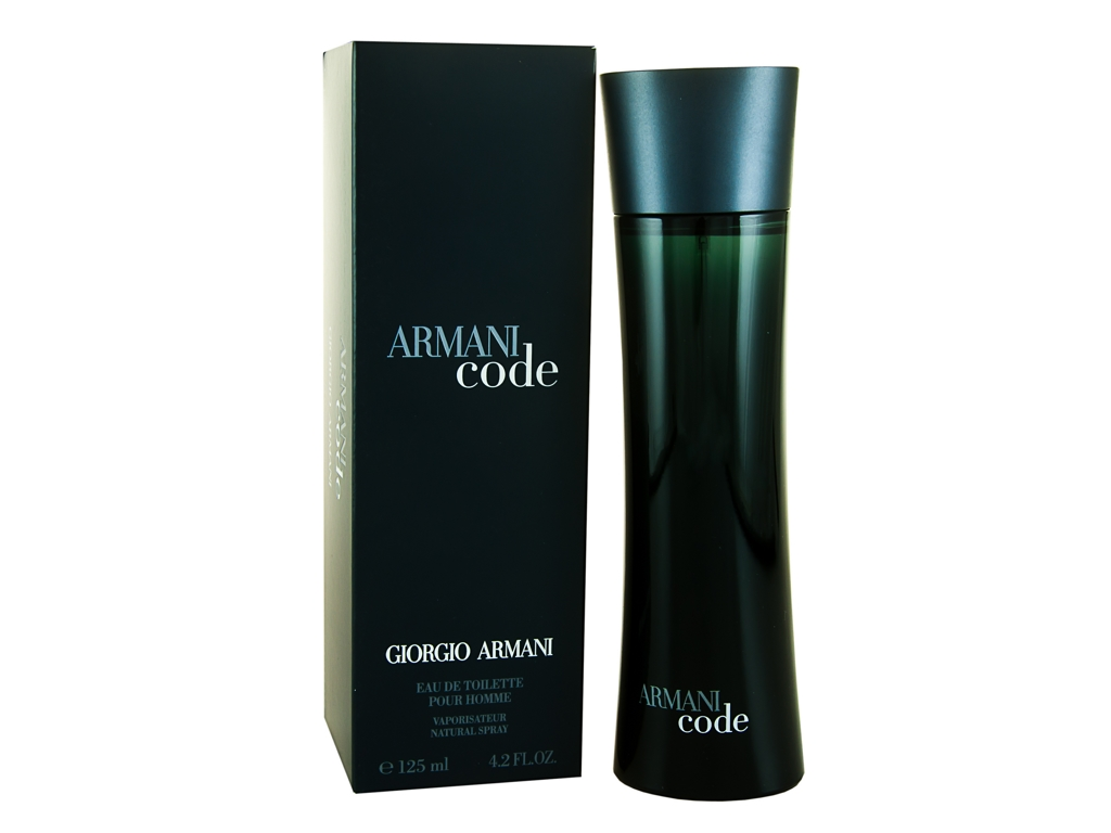 giorgio armani code eau de toilette 125ml for him ebay