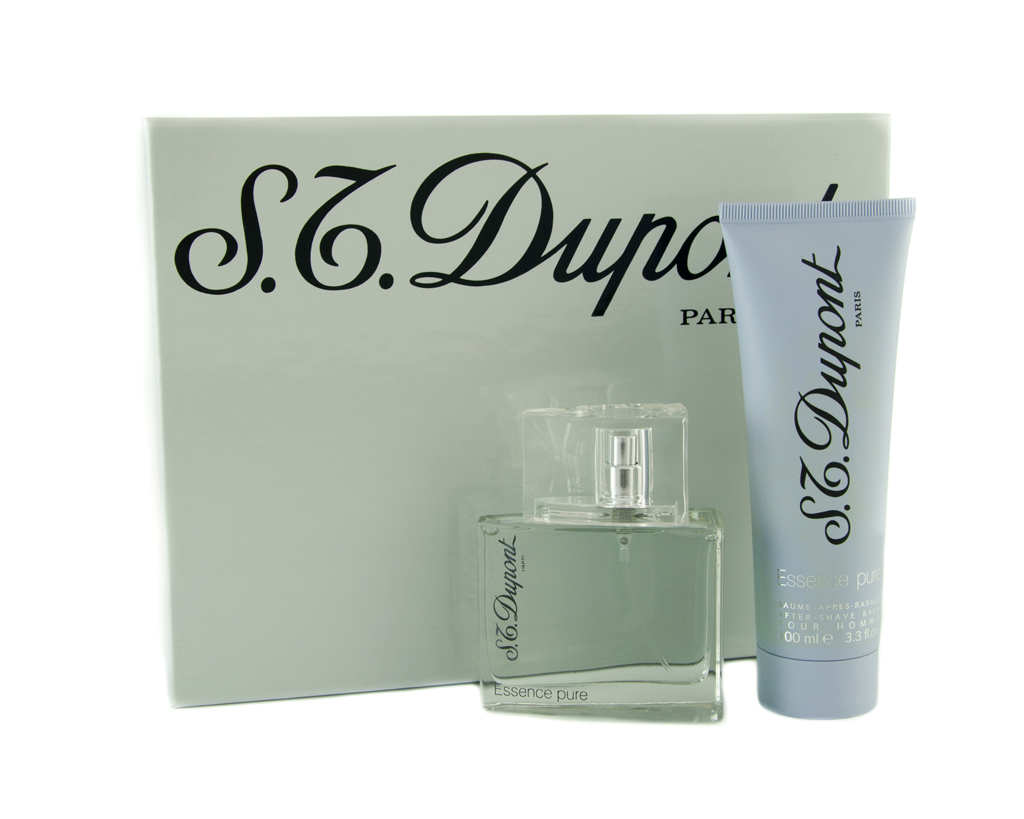 Dupont Essence Pure Eau De Toilette 50ml Gift Set for Him #149 Enlarged Preview