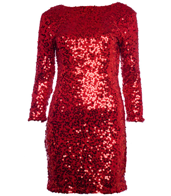 Vintage Halter Sequin Cocktail Dress size 8 10 12 by GoodEye