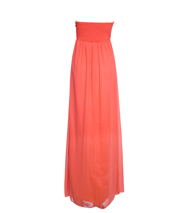 Coral Bridesmaid Dresses Uk Ebay 14