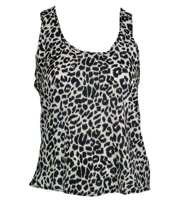 Womens-New-Nude-Leopard-Print-Zip-Back-Ladies-Party-Vest-Top