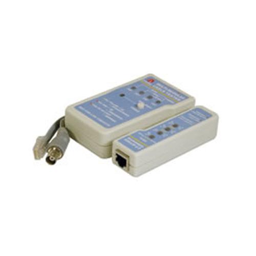 Ethernet Network Tester : Rj rg network cable tester ethernet coax ebay