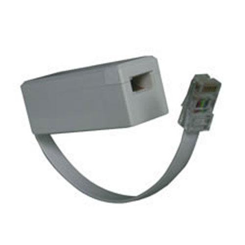 rj45 ethernet secondary bt adaptor lead new cable uk ebay. Black Bedroom Furniture Sets. Home Design Ideas