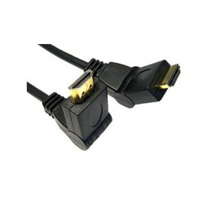 View Item HDMI to  HDMI Swivel Adjustable Ends Cable 3m