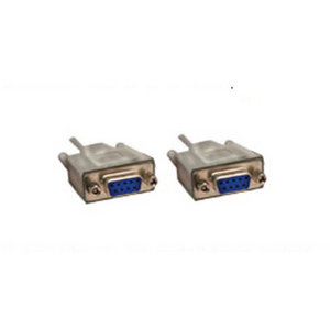 DB9 Female DB9F 9 pin RS232 Serial Null Modem 2m Cable Preview