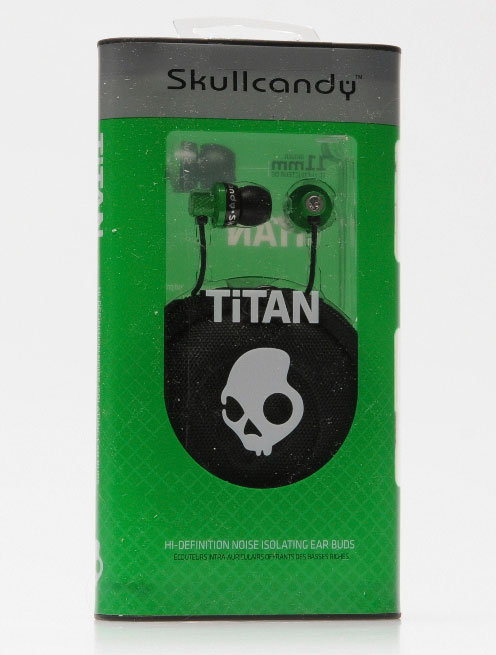 genuine skullcandy 2011 titan earbuds black green uk ebay