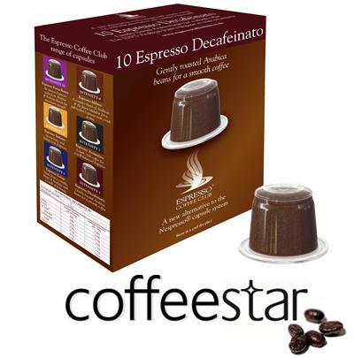 Cafe nespresso sabores
