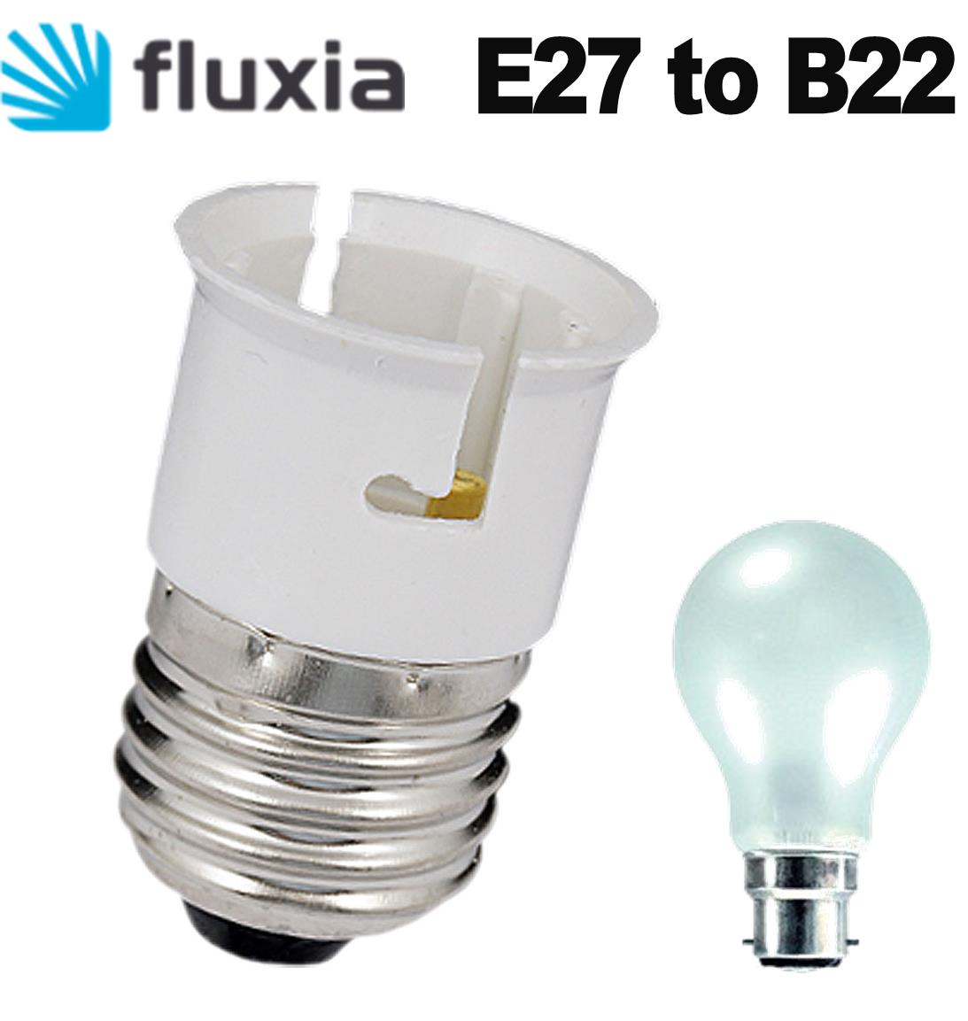 Lamp socket light bulb converter all types e27 edison screw b22 bayonet gu10 ebay Lamp bulb types