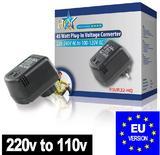 Step Down Voltage Converter 240V - 120V 110v 45W USA TO European EU PLUG
