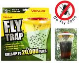 Fly Catcher Trap - Can Catch & Kill up to 20,000 Flies Insects & Bugs