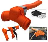 Universal Heavy Duty Car Van Steering Wheel Lock Anti Theft Security Device