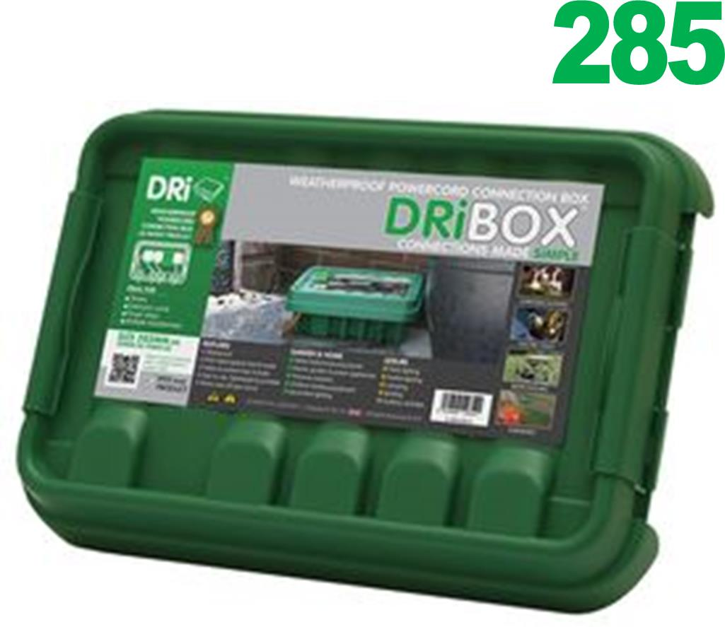 Dribox Waterproof Outdoor Electric Enclosure Box For Christmas Lights Ebay