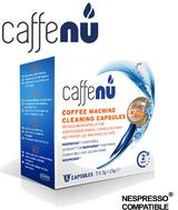 CAFFE NU Nespresso® Compatible Machine Cleaning Capsules - Pack of 5