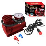 250PSI 12v Mini Air Compressor Tyre Inflator Car Bike Bed Pump Cigarette Socket