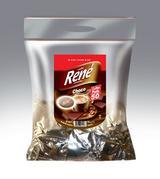 Philips Senseo 50 x Café Rene Crème CHOCOLATE Coffee Pads Bags Pods