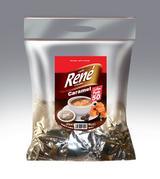 Philips Senseo 50 x Café Rene Crème CARAMEL Coffee Pads Bags Pods