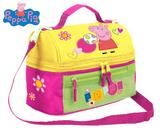 PEPPA PIG Thermal Insulated Lunch Bag with Handles & Adjustable Strap