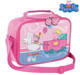 PEPPA PIG Thermal Insulated Lunch Bag with Adjustable Strap Official Licensed